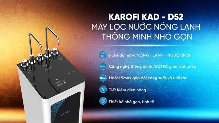 may-loc-nuoc-nong-lanh-karofi-kad-d52-2-voi-3-chuc-nang-tiet-kiem-dien